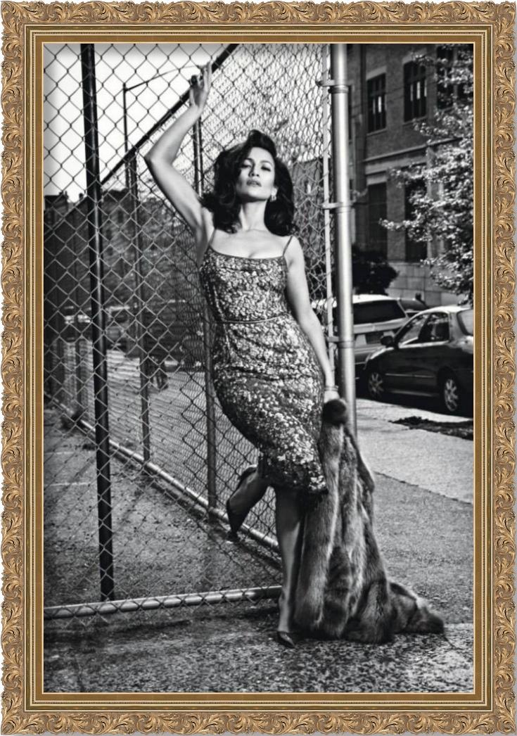 magazyn W, Jennifer Lopez, zdjęcia Mario Sorrentino