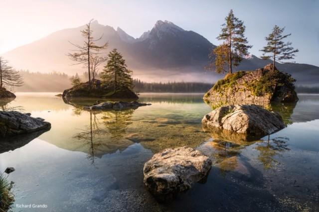 Alpy w okolicach Berchtesgaden