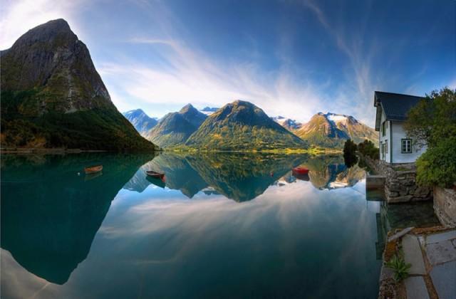 Hjelle Norwegia