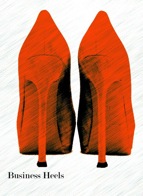 YSL-monochromatic-red-shoes